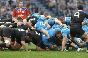 Rugby Test Match, Italia vs Nuova Zelanda