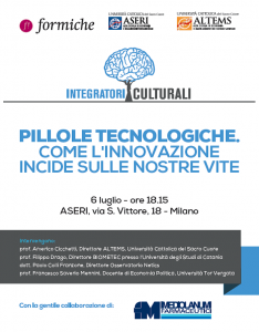 invito Mediolanum_Integratori Culturali
