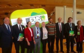 Foto di gruppo al BEMS 2016