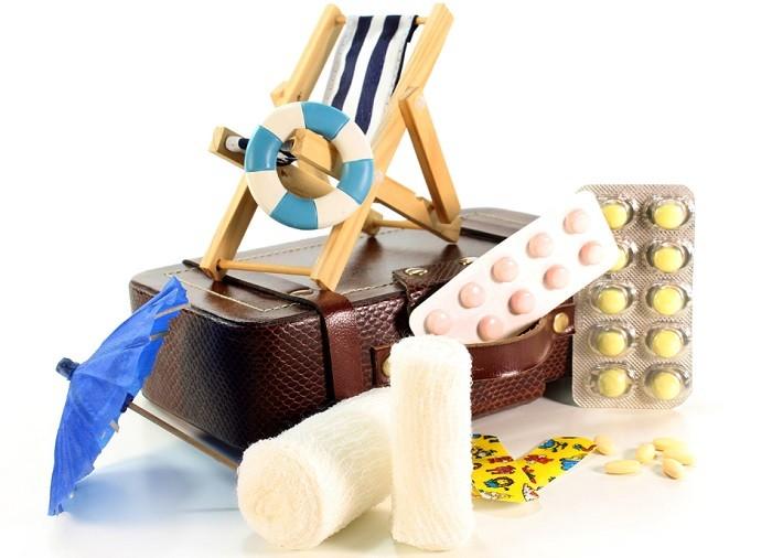 farmaci in valigia